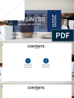Blue Business Report-WPS Office.pptx