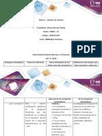 Formato para el desarrollo de la Tarea 2