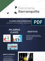 Actividad 7  Trabajo Final Power Point Ferreteria Barranquilla