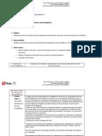 La era electrónica y análisis del proyecto de investigación