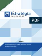 Aula 08-BPM. Gestão de Processos de Negócio - Modelagem de processos.