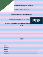 contabilidad cuadro