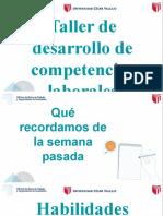 PPT 6 Habilidades Sociales y comunicación.pptx