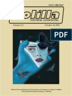 Polilla 21, Octubre de 2020