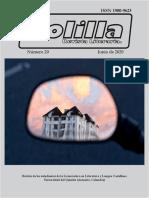 Polilla 20, junio de 2020