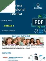 Modelo Relacional - Normalización Parte I - II  (2349)