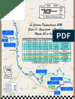 Plano de Ruta Etapa 5 Panamericana 2020