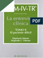 DSM-IV. La entrevista clínica. Tomo II. El paciente difícil.pdf