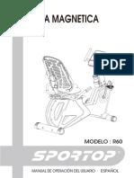 SPORTOP R60 西班牙文 MANUAL(新式小扶手)-20180719