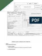 Cliente - Informe analisis de gases - Fecha (Act 03 Julio de 2019)