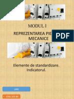 Elemente de standardizare