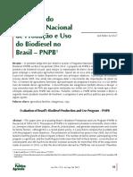 Avaliação do Programa Nacional de Produção e Uso do Biodiesel no Brasil - PNPB.pdf