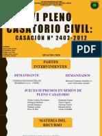 VI PLENO CASATORIO CIVIL
