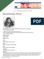 Beauchamps, Pierre _ BiblioLMC