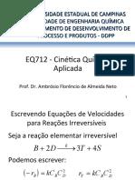 2.Escrita de Equações