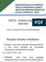 3.Reações Multiplas