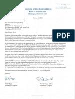House GOP Letter to Wray on Biden Laptop