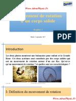 PPT 1 _ Mouvement de rotation d'un corps solide Fr (Www.AdrarPhysic.Fr).pptx