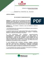 reglamento ruido michoacan