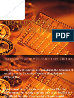 GOVERNMENT SECRUTIES ppt project