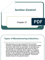 Production Control n Capacity cal