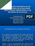 METODOS DE SOLUCION SISTEMAS LINEALES.ppt