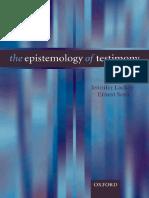 Lackey_J_Sosa_E_The_Epistemology_of_Testimony