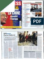 Express Fevrier 2011 PPP  VINCI UNIVERSITE PARIS7 DIDEROT