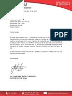 Oficio Clientes Septiembre 2020