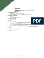 SAP SD Notes (until Material Determination)