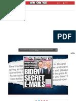 Nypost Com 2020-10-14 Email Reveals How Hunter Biden Introduced Ukrainian Biz Man to Dad