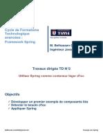 GL3-TD2-Utiliser Spring comme conteneur léger Ioc(1)