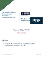 GL3-TD3-Setter injection