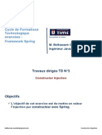 GL3-TD4- Constructor injection