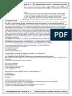 COMPRENSIONES DE LECTURA CEPLEC I version completa (1)