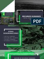 RECURSOS HUMANOS - Julber Arisaca.pptx
