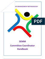 SEMMCommitteeCoordinatorHandbook