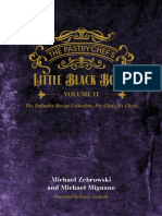 The Pastry Chefs Little Black Vol2 eBook w Insert