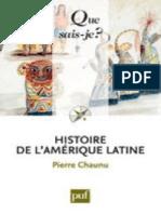 Histoire de l'Amerique latine