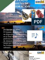 12_10_20_segundo parcial_trepano o barrena DIAPOSITIVAS_PERFO.com.pptx