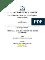 TIPOS DE PLUSVALÍA