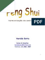 Apostila de Feng Shui-Haroldo Botta