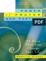 The Power of Prayer and Fasting_ 21 Dayzzzz