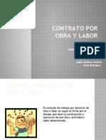 Exposicion de Contrato por obra y labor grupo 7.pptx