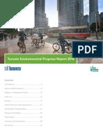 Toronto-environmental-progress-report