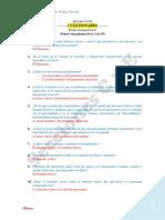 Cuestionario -Civil II- Primer Parcial