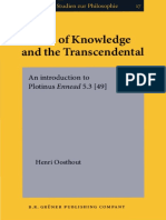 Modes of Knowledge and the Transcendental.pdf