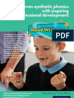 Read Write Inc. Phonics Brochure