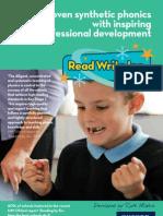 Read Write Inc. Phonics Brochure