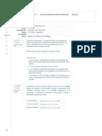 Prova objetiva - Módulo 1_ Leitura e Produção de textos acadêmicos